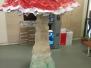 """Kiállítás az """"Esernyős"""" kávézóban"""
