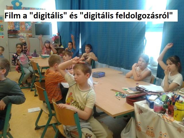 Film a digitális feldolgozásról